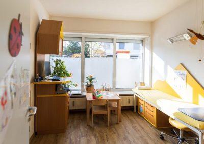 Unser Marienkäfer-Zimmer