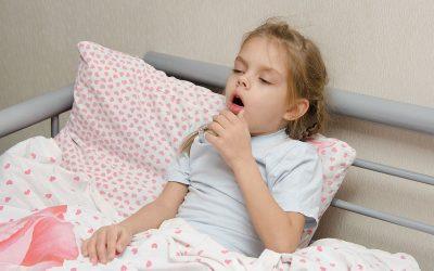 Pseudokrupp ist eine Erkrankung der Luftröhre